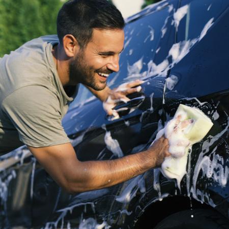 conciergerie sur route, nettoyage de la voiture